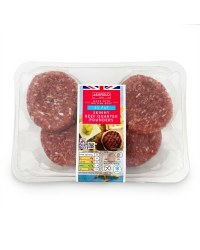 Beef Quarter Pounders 5% Fat
