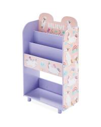 Children's Unicorn Bookcase