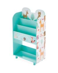 Children's Forest Animals Bookcase
