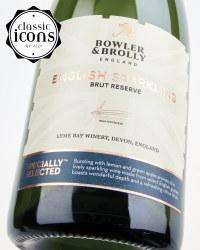 English Sparkling White Wine