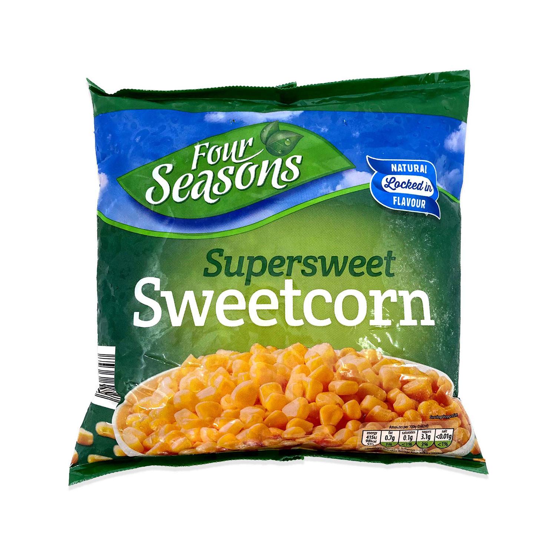 Supersweet Sweetcorn