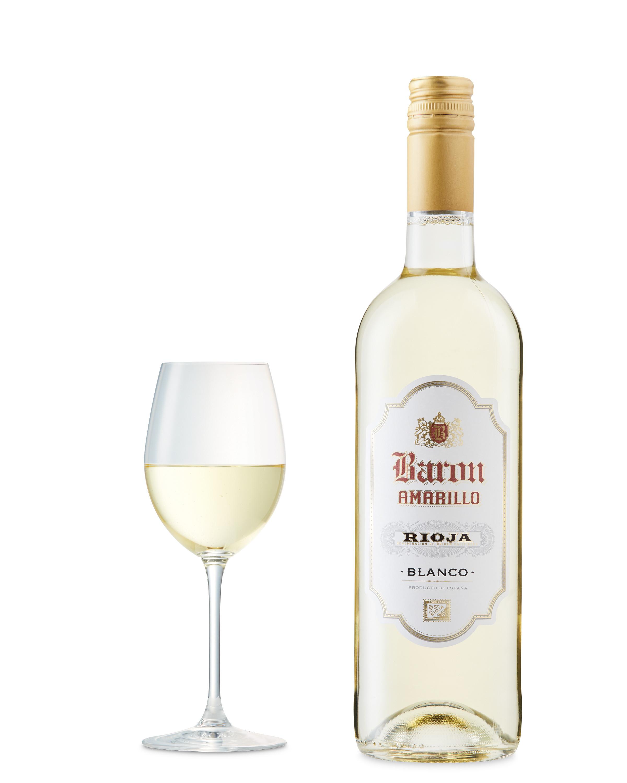 Baron Amarillo Rioja Blanco