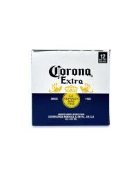 Corona Lager Beer Bottles 12x330ml