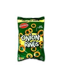 Snackrite Onion Rings 150g