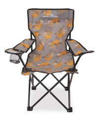 Kids' Sloth Camping Chair