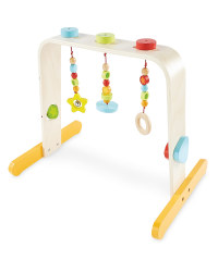 Mamia Wooden Play Gym