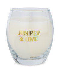 Juniper & Lime Gin Scented Candle