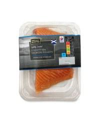 Smoked Scottish Salmon Fillets