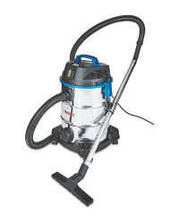Ferrex Wet & Dry Workshop Vacuum