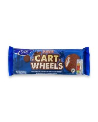 Jammie Cart Wheels 6 Pack