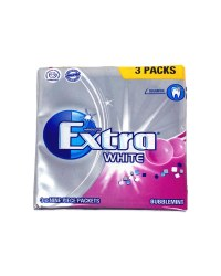 White Mint Chewing Gum Multipack