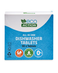 Eco All-In-One Dishwasher Tablets