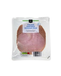 Italian Inspired Sicilian Ham