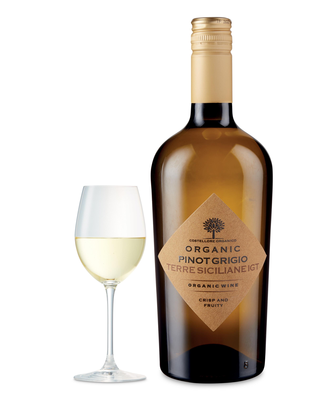 Castellore Organic Pinot Grigio