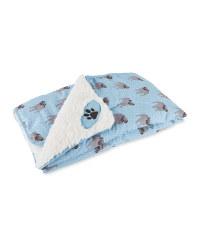 Pet Collection Pugs Pet Blanket