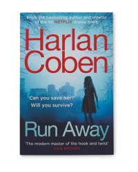 Run Away Paperback Book