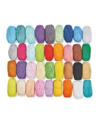 So Crafty Amigurumi Yarn 72 Pack