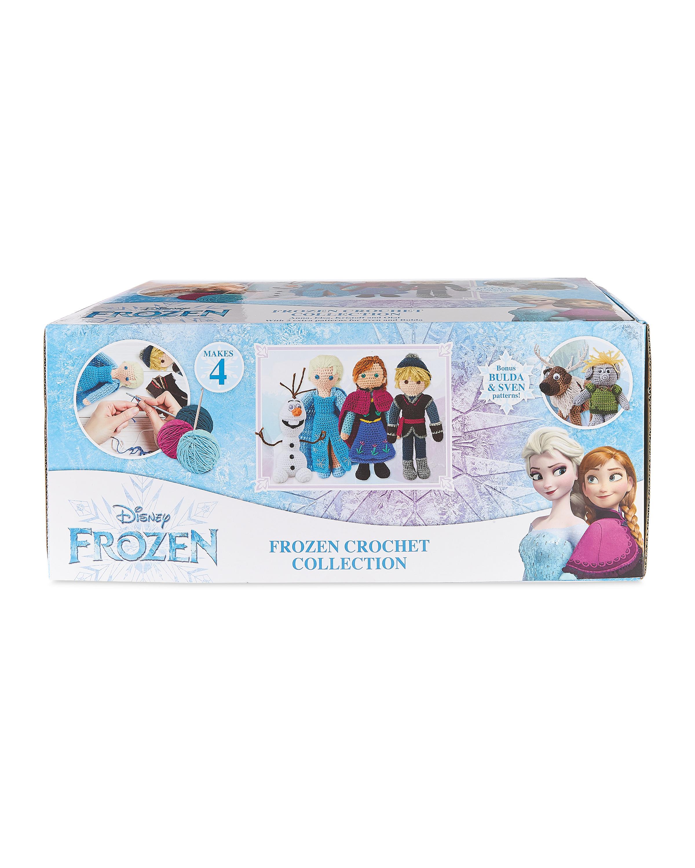 Disney Frozen Crochet Collection
