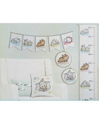 Disney Cross Stitch Nursery Pack