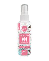 Spring Blossom Toilet Perfume Spray