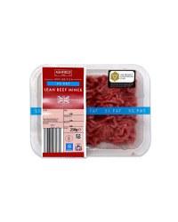 5% Fat Lean Beef Mince 250g