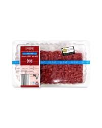 5% Fat Lean Beef Mince 1kg