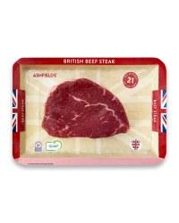21 Days Matured British Beef Steak