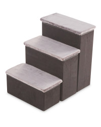 Sherpa Pet Stairs With Storage