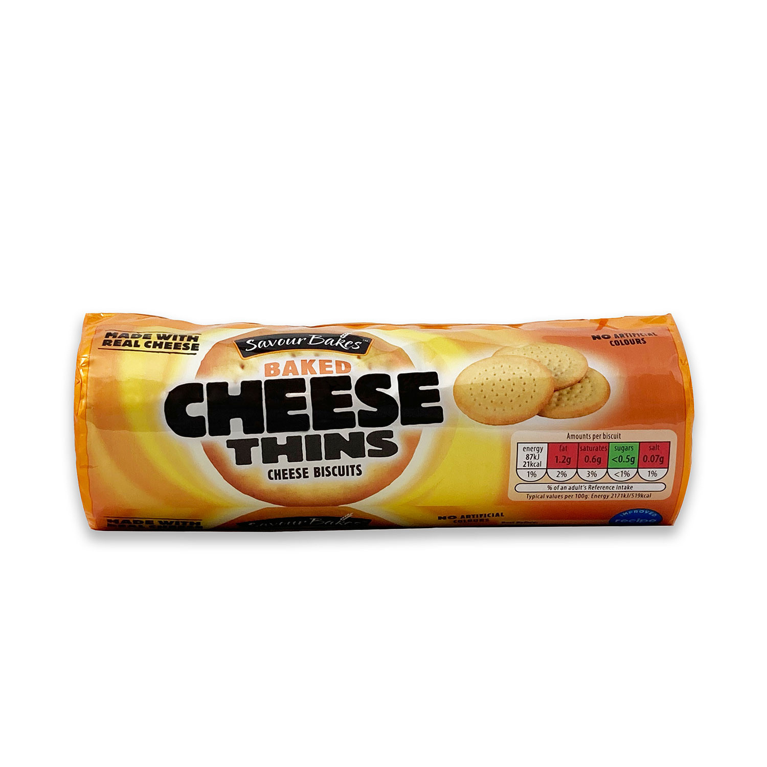 Baked Cheese Thins