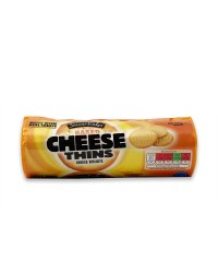 Savour Bakes Baked Cheese Thins 150g