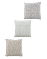 Kirkton House Textured Cushion