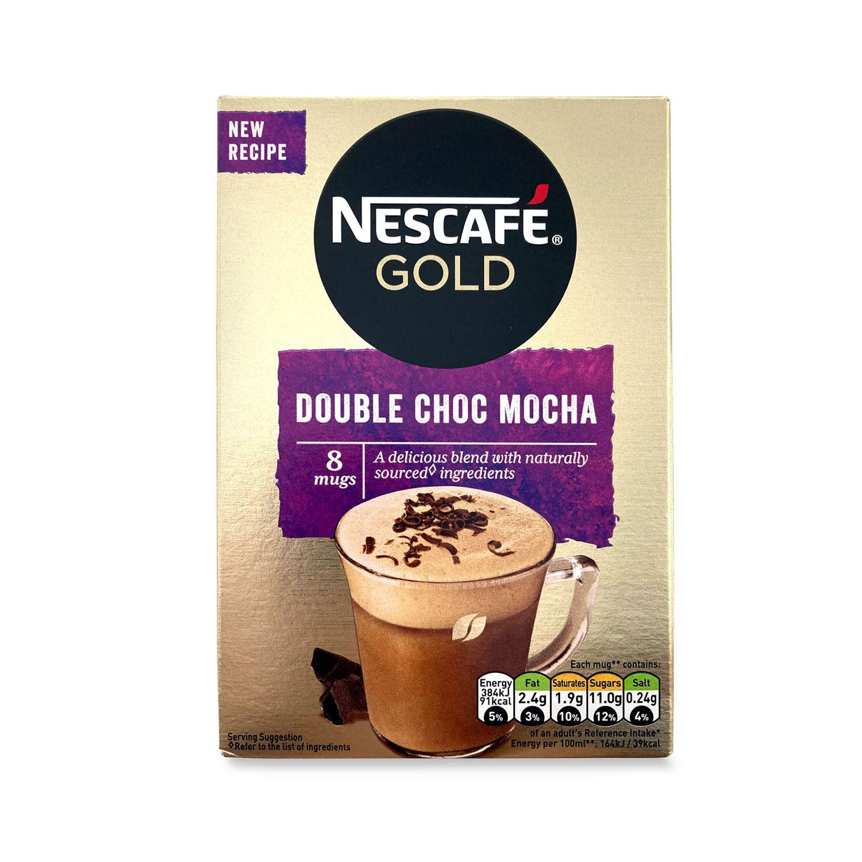 Coffee Sachets - Double Choc Mocha