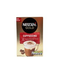 Cappuccino Instant Coffee Sachets