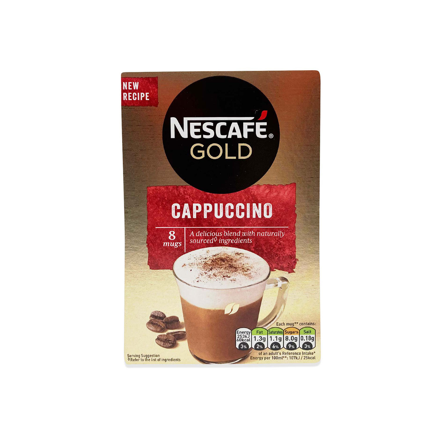 Cappuccino Instant Coffee
