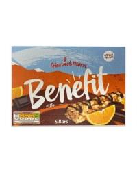 Jaffa Benefit Bars
