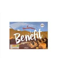 Chocolate Fudge Benefit Bars