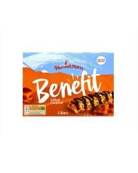 Salted Caramel Benefit Bars