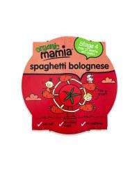 Mamia Organic Spaghetti Bolognese