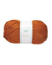 So Crafty Pumpkin Spice Chunky Yarn
