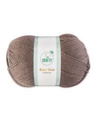 So Crafty Charcoal Aran Yarn
