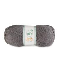 Steel Grey Double Knit Yarn
