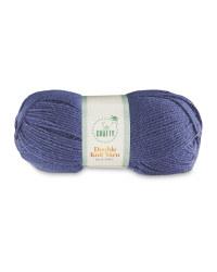Blue Grey Double Knit Yarn