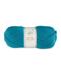 Teal Double Knit Yarn