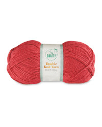 Bright Coral Double Knit Yarn
