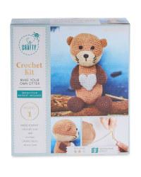 Otter Crochet Kit
