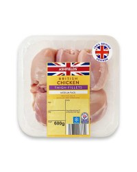 Chicken Thigh Fillets