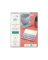 So Crafty Embroidery Weaving Kit