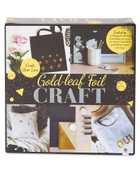 Create Your Own Gold Leaf Kit