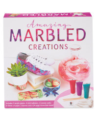 Amazing Marbled Creations Kit