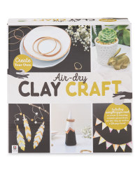Create Your Own Air Dry Clay Kit